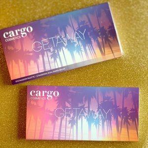 Cargo Cosmetics Getaway Palette